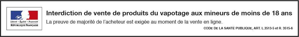 Arrêté du 22 août 2016 relatif aux produits du tabac, du vapotage, et à fumer à base de plantes autres que le tabac ainsi qu'au papier à rouler les cigarettes